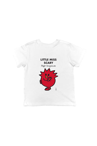 LITTLE MISS SCARY PERSONALISED CHILDREN'S T-SHIRTS