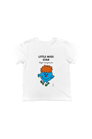 LITTLE MISS STAR PERSONALISED CHILDREN'S T-SHIRTS