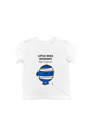 LITTLE MISS WHOOPS PERSONALISED CHILDREN'S T-SHIRTS