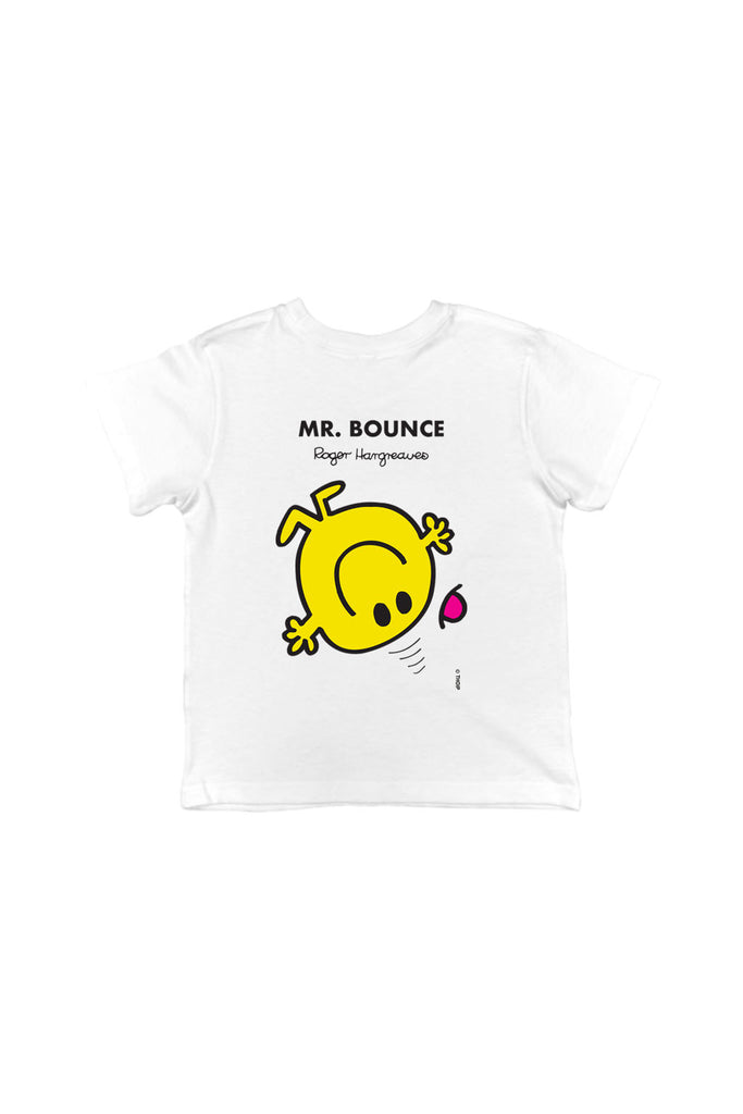 MR. BOUNCE PERSONALISED CHILDREN'S T-SHIRTS