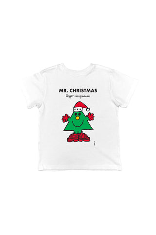 MR. CHRISTMAS PERSONALISED CHILDREN'S T-SHIRTS