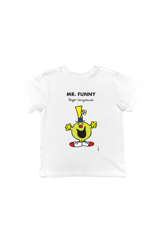 MR. FUNNY PERSONALISED CHILDREN'S T-SHIRT