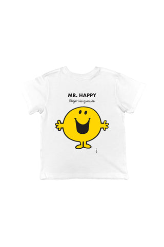 MR. HAPPY PERSONALISED CHILDREN'S T-SHIRT