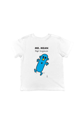MR. MEAN PERSONALISED CHILDREN'S T-SHIRT