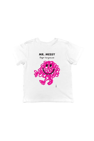 MR. MESSY PERSONALISED CHILDREN'S T-SHIRT