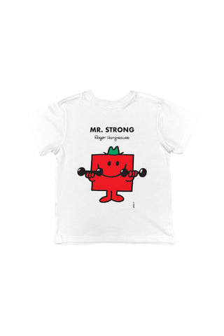 MR. STRONG PERSONALISED CHILDREN'S T-SHIRTS