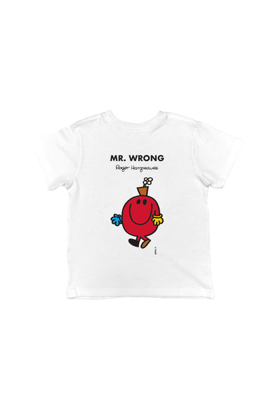 MR. WRONG PERSONALISED CHILDREN