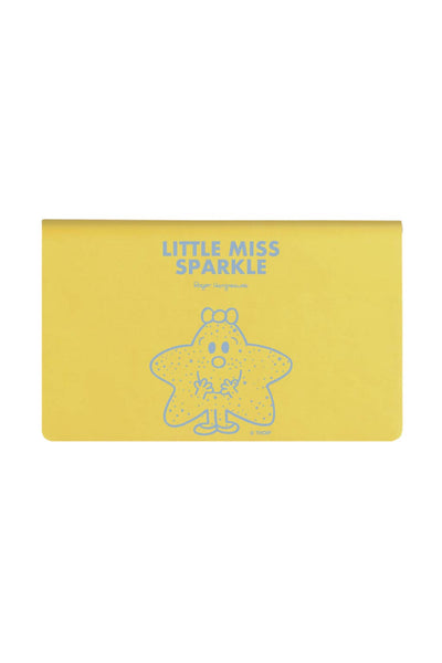 LITTLE MISS SPARKLE PERSONALISED CARD HOLDER