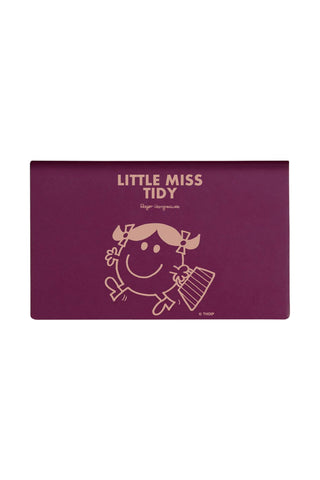 LITTLE MISS TIDY PERSONALISED CARD HOLDER