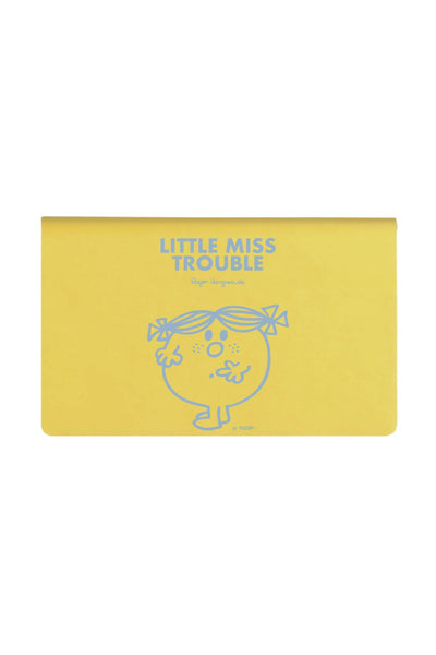 LITTLE MISS TROUBLE PERSONALISED CARD HOLDER
