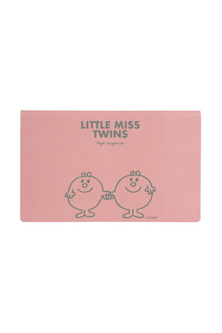 LITTLE MISS TWINS PERSONALISED CARD HOLDER