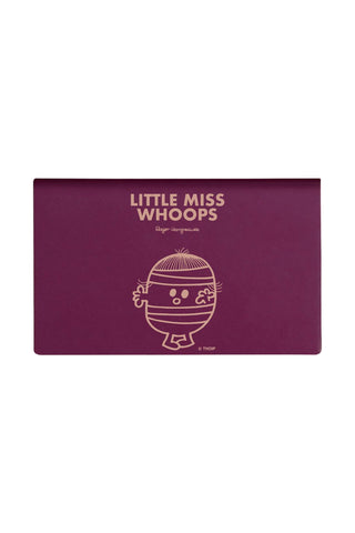 LITTLE MISS WHOOPS PERSONALISED CARD HOLDER