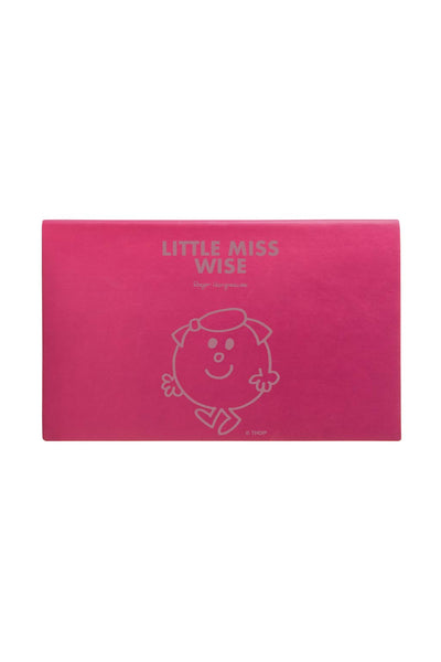 LITTLE MISS WISE PERSONALISED CARD HOLDER