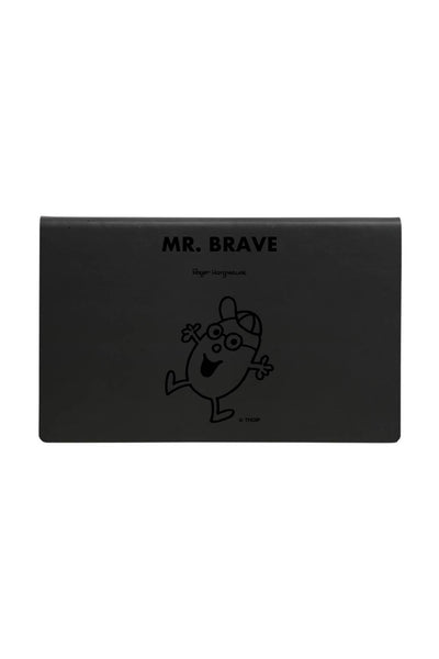 MR BRAVE PERSONALISED CARD HOLDER