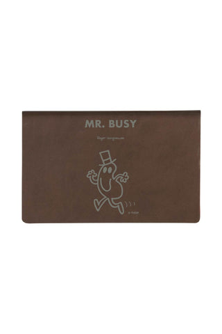 MR BUSY PERSONALISED CARD HOLDER