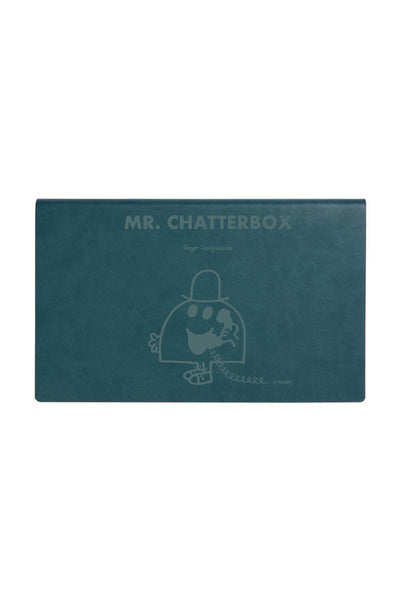 MR CHATTERBOX PERSONALISED CARD HOLDER