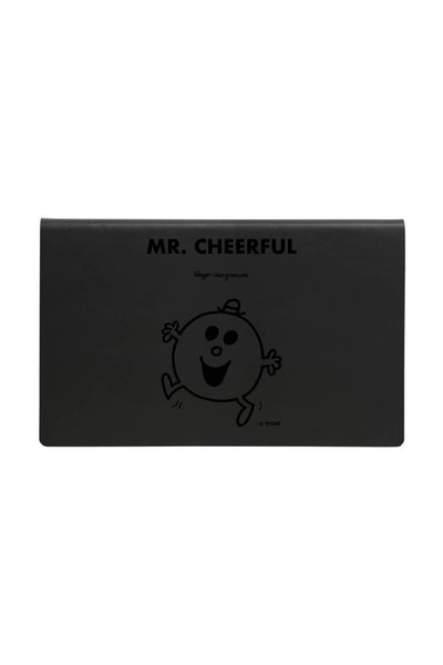 MR CHEERFUL PERSONALISED CARD HOLDER