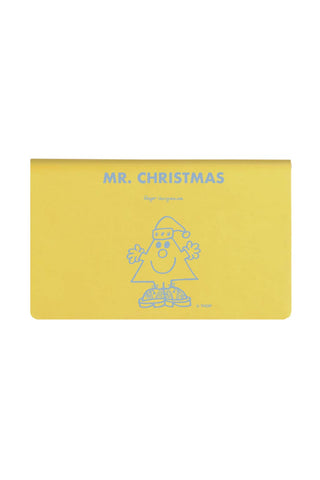 MR CHRISTMAS PERSONALISED CARD HOLDER