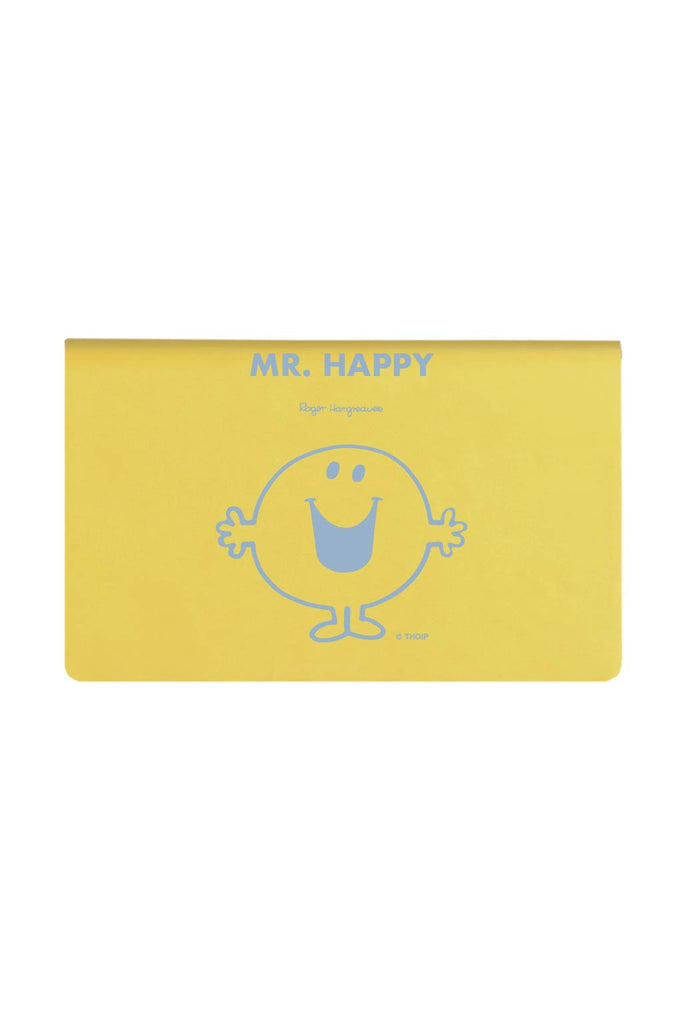 MR HAPPY PERSONALISED CARD HOLDER
