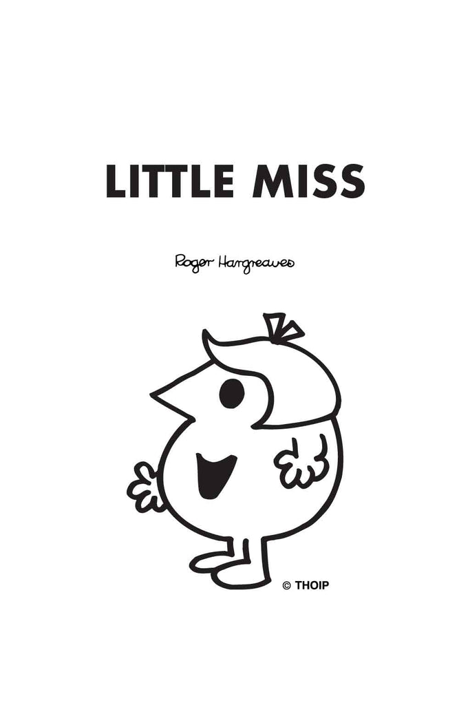 LITTLE MISS BRAINY PERSONALISED POCKET DIARY