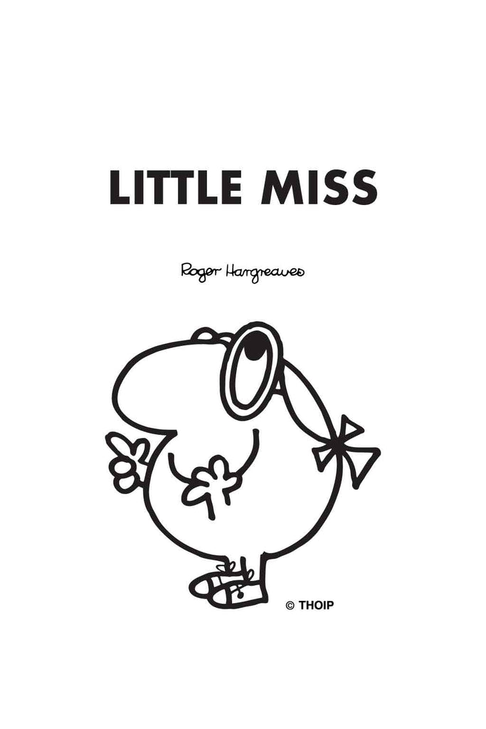 LITTLE MISS BUSY PERSONALISED A4 FOLDER