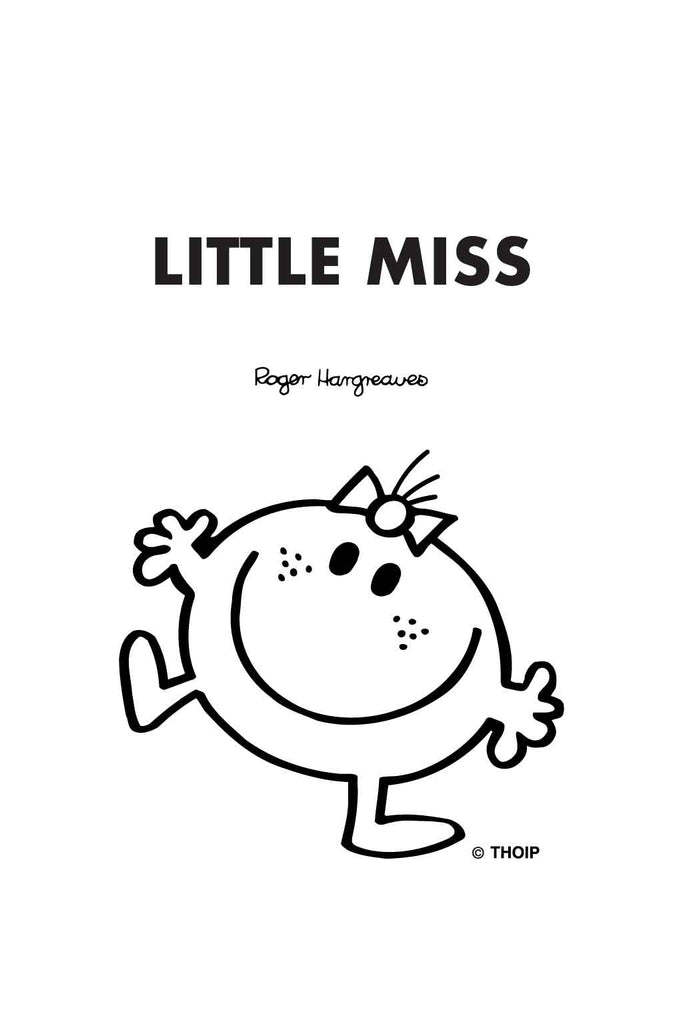 LITTLE MISS FUN PERSONALISED POCKET DIARY