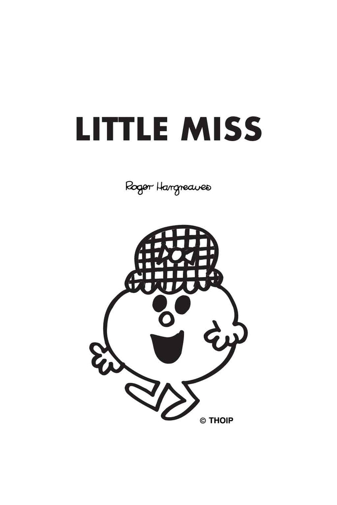 LITTLE MISS LUCKY PERSONALISED A4 FOLDER