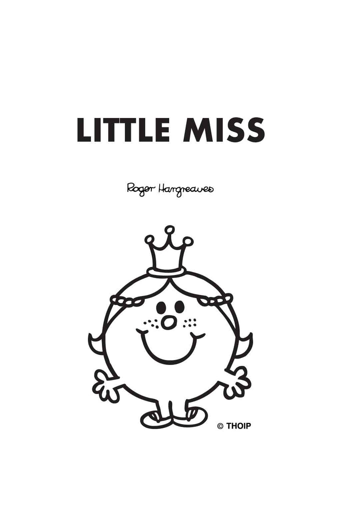 LITTLE MISS PRINCESS PERSONALISED POCKET DIARY