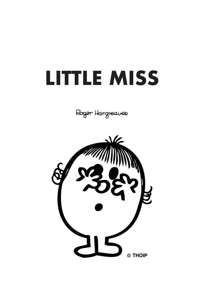 LITTLE MISS SHY PERSONALISED POCKET DIARY