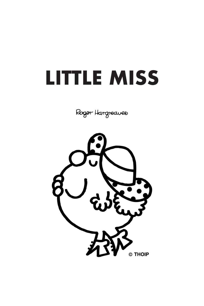 LITTLE MISS SPLENDID PERSONALISED POCKET DIARY
