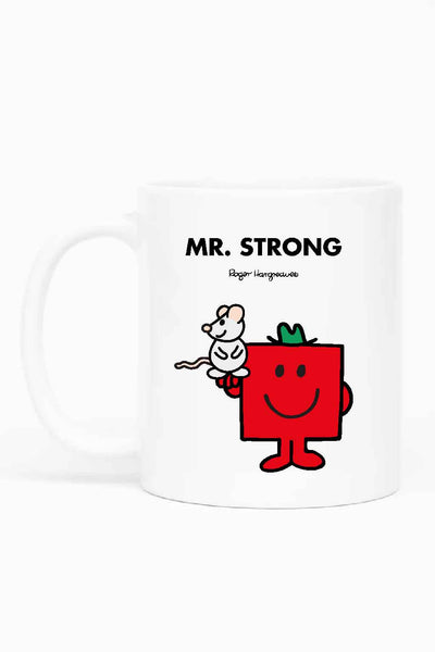 MR. STRONG CHINESE NEW YEAR PERSONALISED MUG