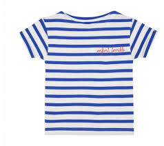 """Enfant Terrille"" BRETON T-SHIRT FOR KID"