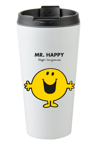 MR. HAPPY PERSONALISED COFFEE MUG