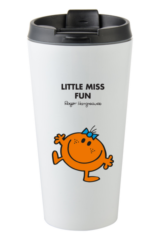 LITTLE MISS FUN PERSONALISED COFFEE MUG
