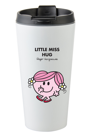 LITTLE MISS HUG PERSONALISED COFFEE MUG
