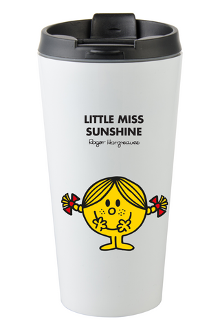 LITTLE MISS SUNSHINE PERSONALISED COFFEE MUG