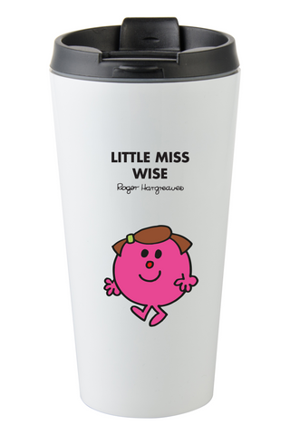 LITTLE MISS WISE PERSONALISED COFFEE MUG