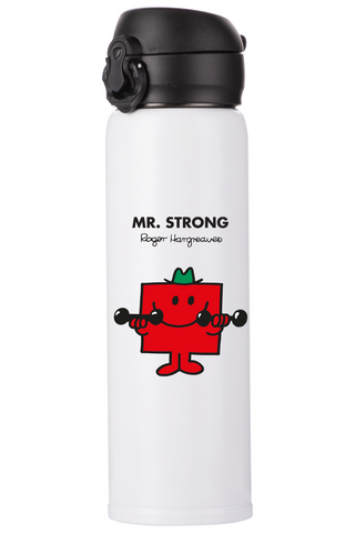 MR. STRONG PERSONALISED FLASK