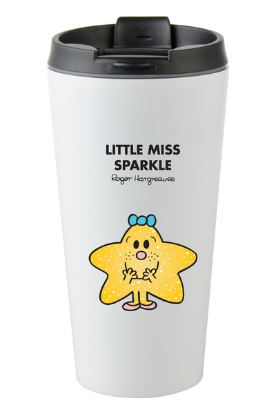 LITTLE MISS SPARKLE PERSONALISED COFFEE MUG