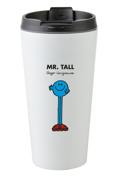 MR. TALL PERSONALISED COFFEE MUG