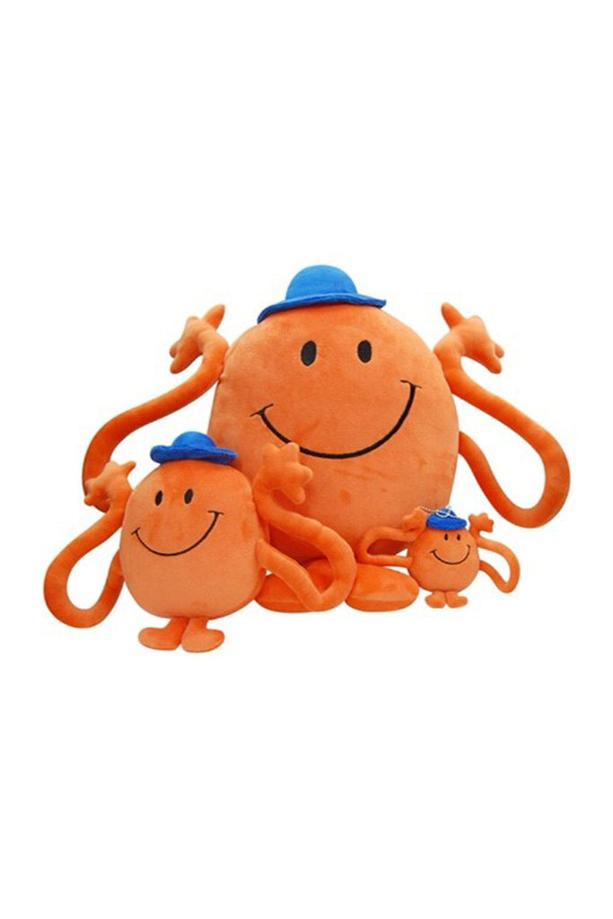 MR. TICKLE PLUSH TOYS (3 SIZES)