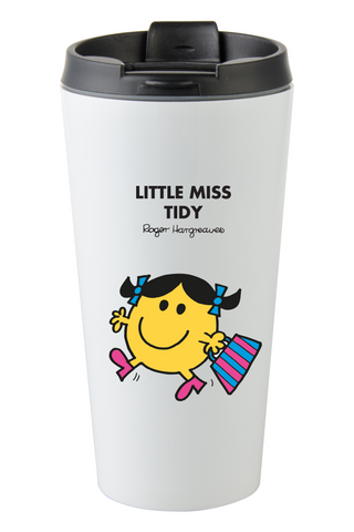LITTLE MISS TIDY PERSONALISED COFFEE MUG