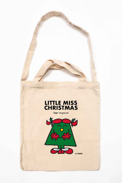 LITTLE MISS CHRISTMAS PERSONALIS TOTE BAG