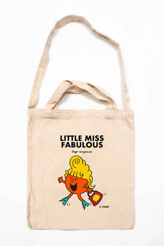 LITTLE MISS FABULOUS PERSONALISED TOTE BAG