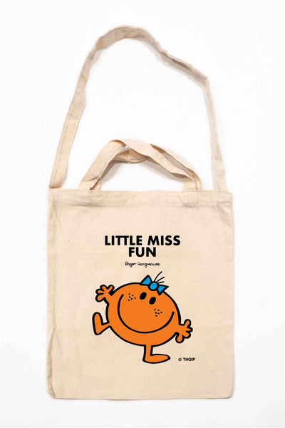 LITTLE MISS FUN PERSONALISED TOTE BAG