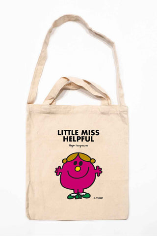 LITTLE MISS HELPFUL PERSONALISED TOTE BAG