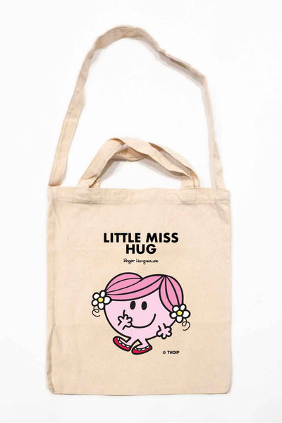 LITTLE MISS HUG PERSONALISED TOTE BAG