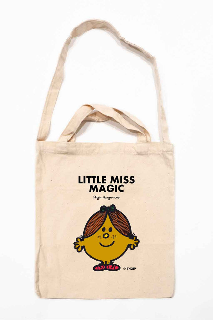 LITTLE MISS MAGIC PERSONALISED TOTE BAG
