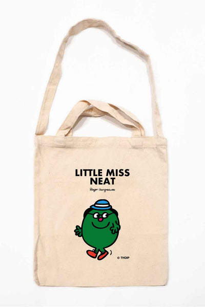 LITTLE MISS NEAT PERSONALISED TOTE BAG