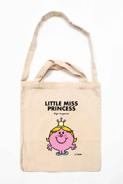 LITTLE MISS PRINCESS PERSONALISED TOTE BAG